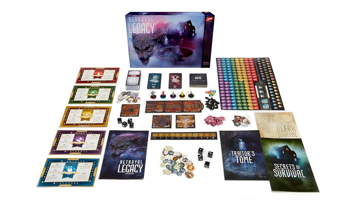 Image result for betrayal legacy