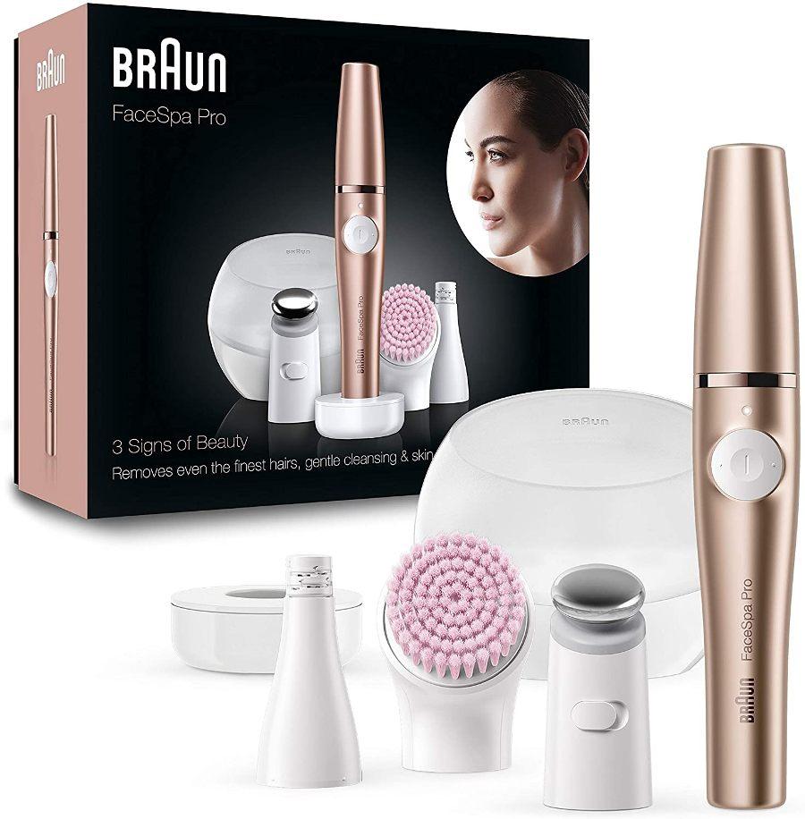 Braun FaceSpa Pro SE921 Épilateur Visage