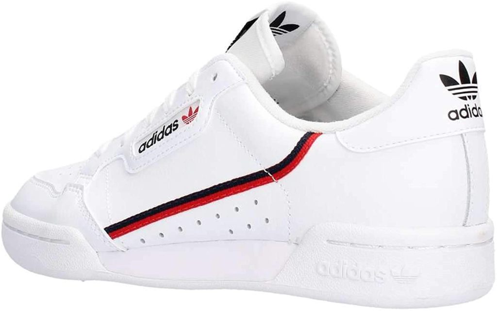 Chaussures Adidas Continental 80 J, Fitness Mixte