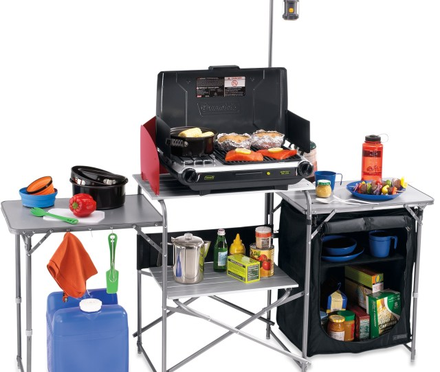 Camping Is Awesome Unless You Live In Your Kitchen And Cant Stand The Lack Of It In Your Camp Site That Is That Doesnt Have To Be A Problem With The