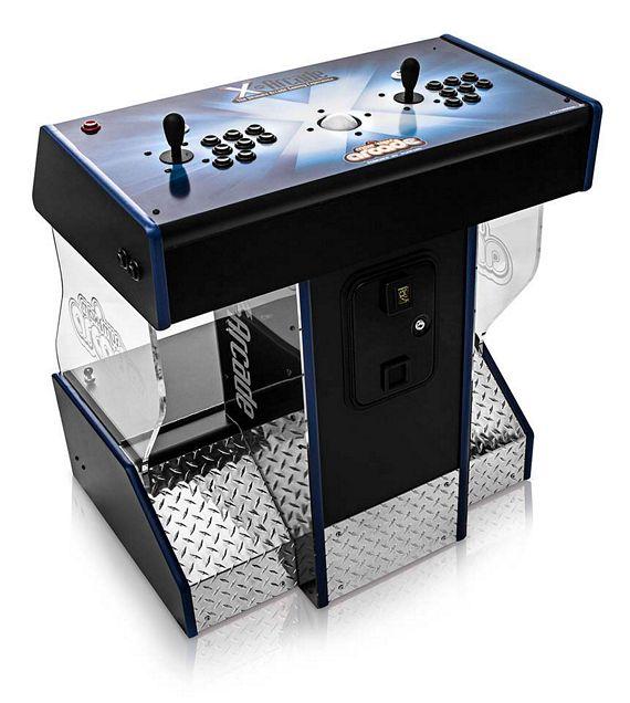 X Arcade Arcade2TV Pedestal The Only Arcade Cabinet You
