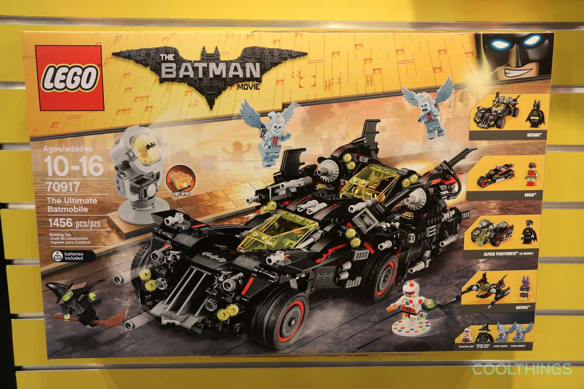 LEGO 70917 The Ultimate Batmobile Set