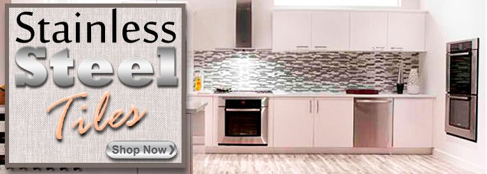 discount mosaic glass tiles stainless