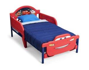 delta cars bed