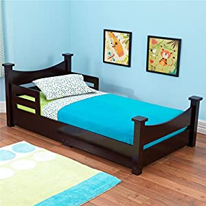 KidKraft Modern Toddler Bed Review - The Perfect Stylish Little Bed for Kids 2