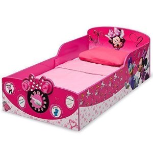 Best 4 Minnie Mouse Toddler Beds in 2020 For GIRLS [Buying Guide] 2