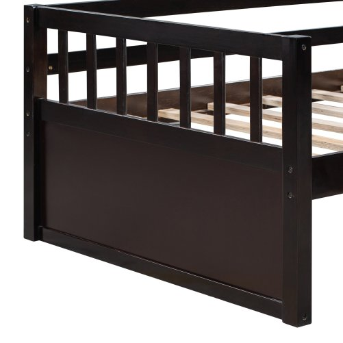 Twin Size Daybed With Inseparable 2 Drawers