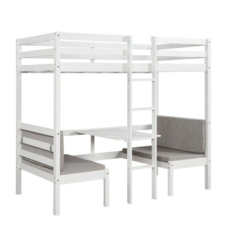 Functional Bunk bed , twin size 17