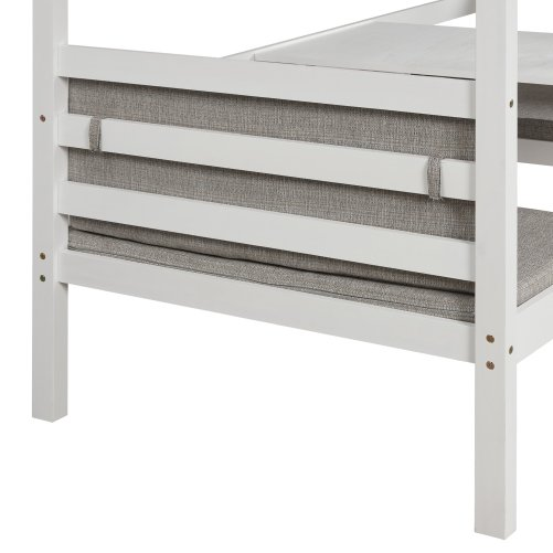 Functional Bunk bed , twin size 38