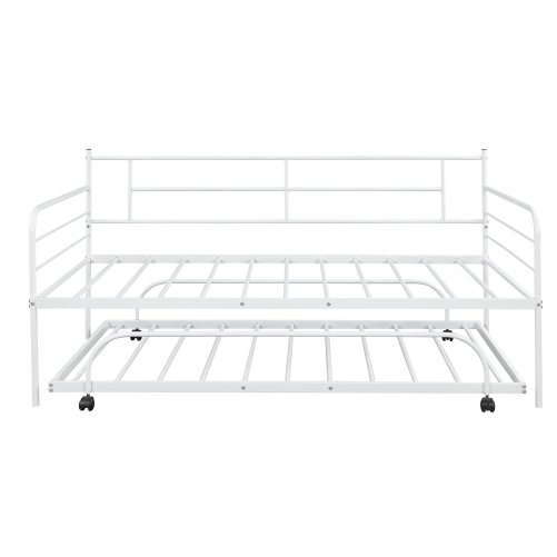 Metal Daybed with Trundle 7