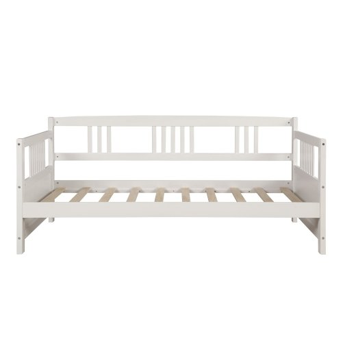 Solid Wood Daybed, Multifunctional 9