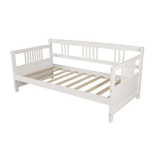 Solid Wood Daybed, Multifunctional 10