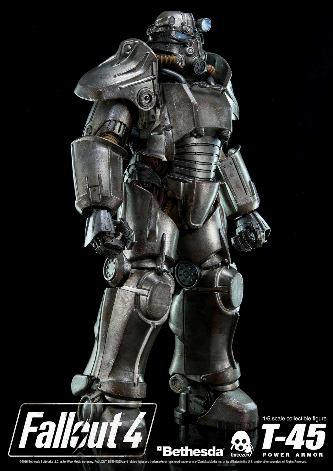 COOL TOY REVIEW Your Source For Action Figure Images Amp News Threezero 16th Scale Fallout 4 T