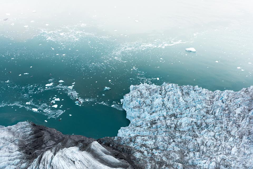Sermeq, Kujalleq y Ilulissat, fotografía por Rebecca Gustafsson y Visit Greenland