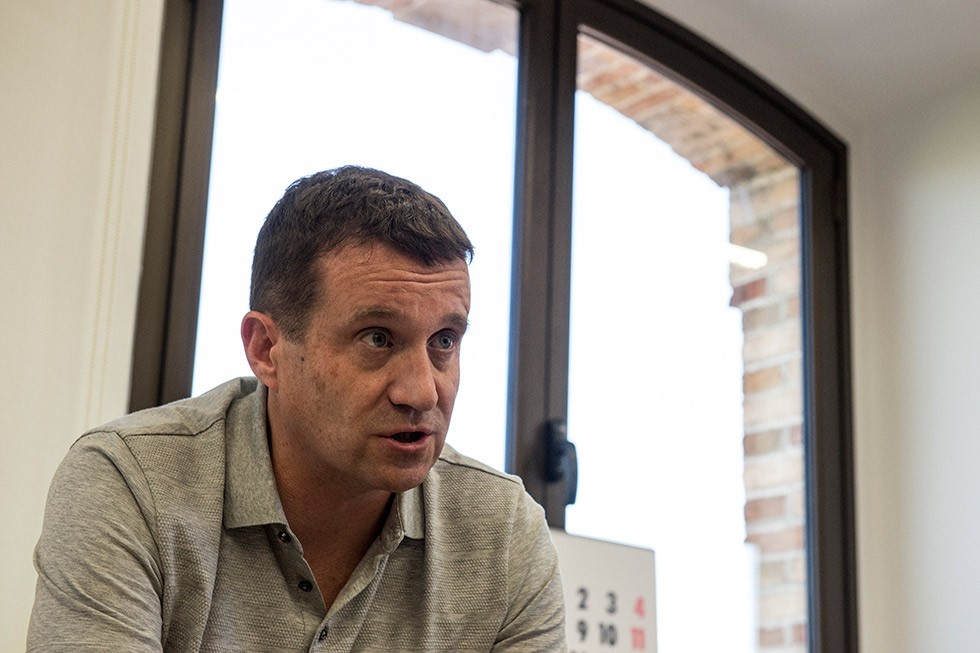 Entrevista a Miquel Marti - CEO de Barcelona Tech City