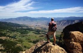 Bunsen Peak Trail