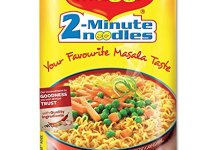 (Steal Deal) Amazon Maggi Noodles Masala 70g Pack of 12 In- Just Rs.115