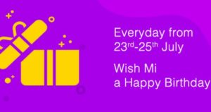 Mi Diwali Flash Sale - Product At Rs.1 (Trick To Purchase)