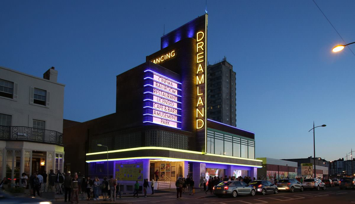 Image result for margate dreamland