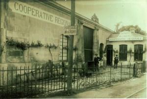 Notre histoire - La Coopérative Régionale