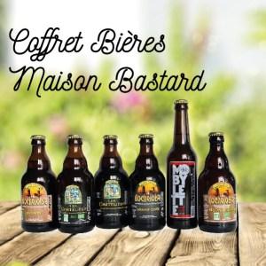 Offresz coopérateurs de juin : Coffret de bière - Maison Bastard