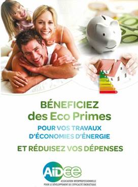 Eco-primes AIDEE
