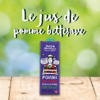 Box Fraîcheur - Le jus de pomme betterave