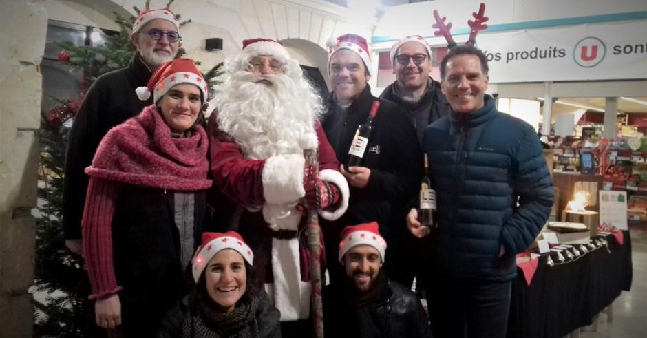 Un premier marché de Noël de Saintes réussi au Coop Urbain Loyer !