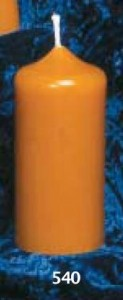 150 gr de cire, mèche moyenne, 11 x 6 cm.