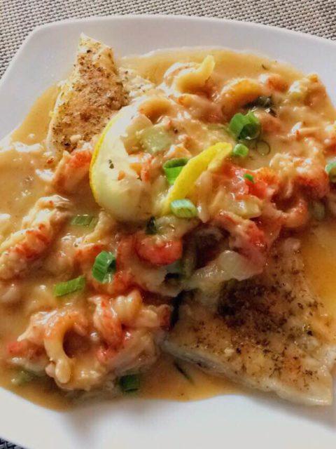 how to cook crawfish etouffee