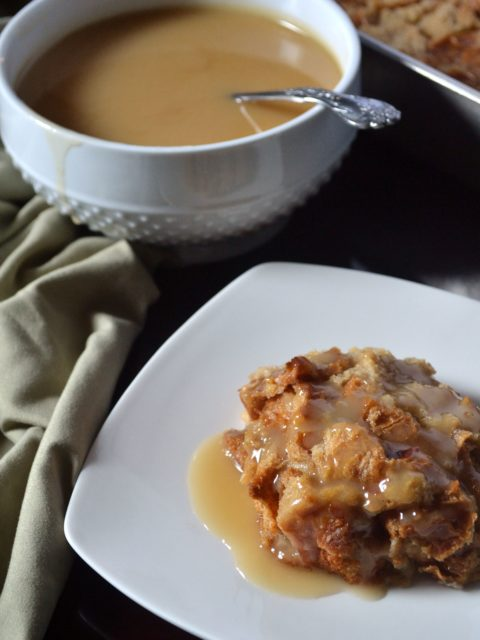 New Orleans Style Bread Pudding Recipe