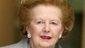 Thatcher gobernó entre 1979 y 1990.