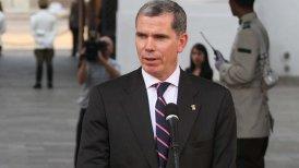 El embajador en EE.UU. y agente ante La Haya, Felipe Bulnes, encabezará la delegación de Chile en la CIJ.