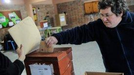 Votación tuvo una escasa participación ciudadana.