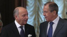 Este martes ambos ministros se reunieron por segundo día consecutivo.