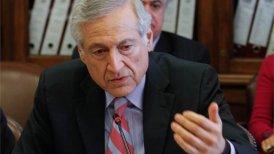 Muñoz representará a la Presidenta Michelle Bachelet en la Cumbre de Seguridad Nuclear.