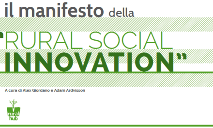 Rural Social Innovation: un nuovo modello d'impresa basato su People, Planet and Profit