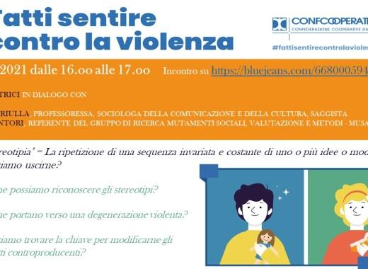 confcooperative violenza sulle donne