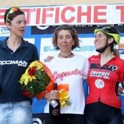 Vincenza Fumarola, sul podio
