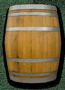 A traditional Oak Barrel