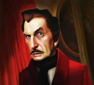 Vincent Price by_Cowboy_Lucas