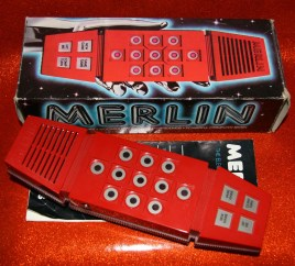 merlin electronic toy