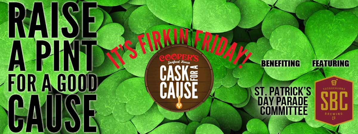 Firkin Friday St. Patrick's Day Parade Committee