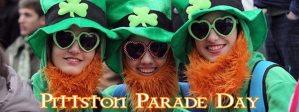 Pittston PA ST PATRICK'S Day Parade