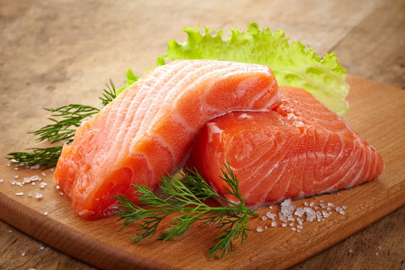 The health benefits of… salmon