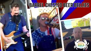 Barrel Chested BEER Bellies
