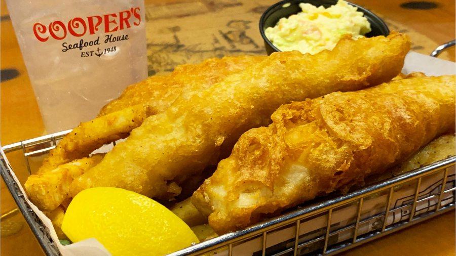 Fish Friday – $7.99 Haddock Fish & Chips