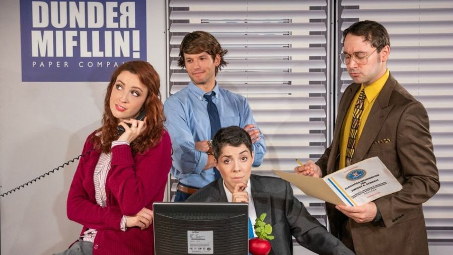 There's now an 'Office' parody musical — and it's really charming & Coming soon to the Scranton Cultural Center