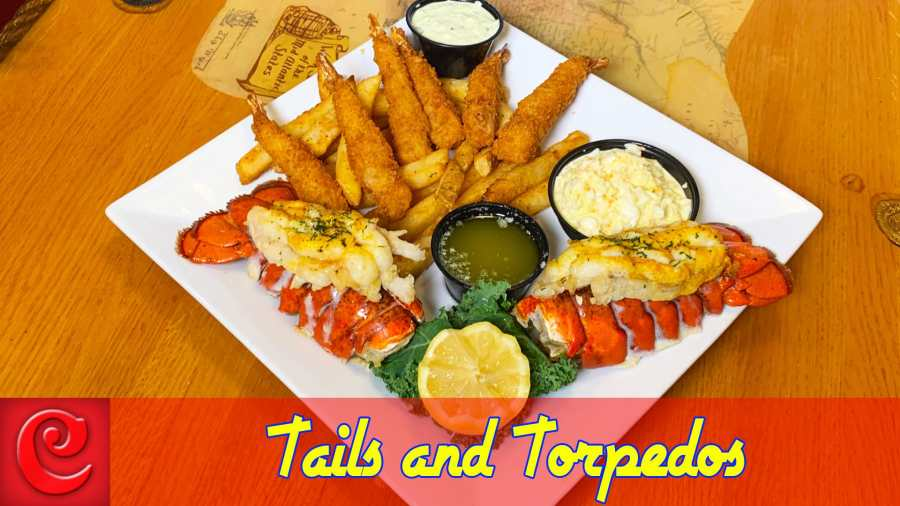 Tails and Torpedoes – $19.95