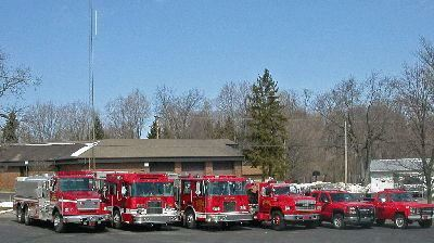Cooper Charter Township Fire Department